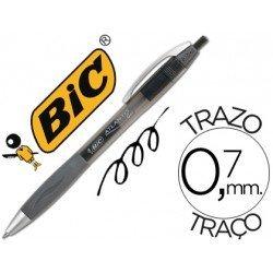 Boligrafo Bic atlantis color negro 0,7 mm