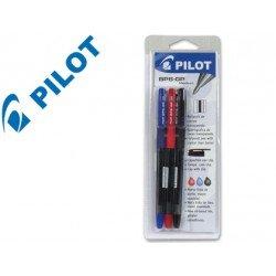 Boligrafo Pilot BPS-GP 0,4 mm blister 3 unidades