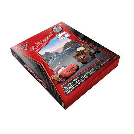 Set marca Jovi clay buddies cars