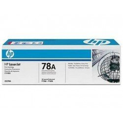 Toner HP 78A CE278AD color Negro