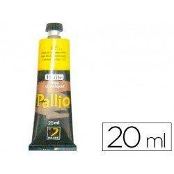 Pintura oleo Pallio color amarillo primario 116