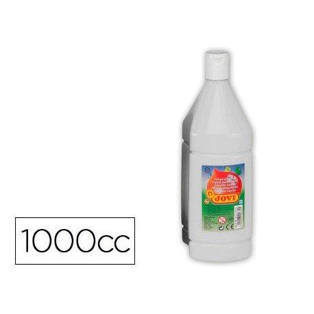 Tempera liquida JOVI color blanco 1000 cc