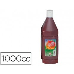 Tempera liquida JOVI color marron 1000 cc