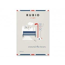 Cuaderno Rubio English around the town