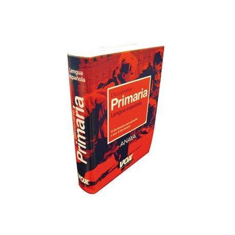 Diccionario VOX primaria - español
