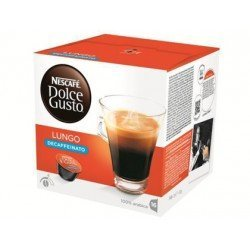 Cafe Nestle Dolce Gusto expreso intenso