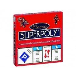Juego de mesa Superpoly Falomir