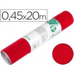Rollo adhesivo marca Liderpapel Aironfix brillo rojo