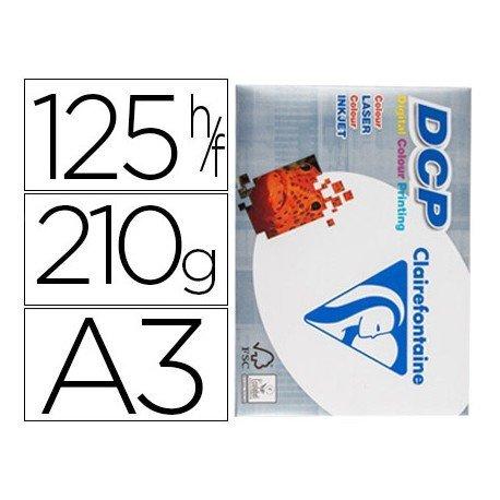 Papel multifuncion laser color DCP Din A3 210 g/m2