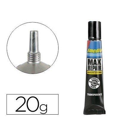 Pegamento Imedio Max repair adhesivo