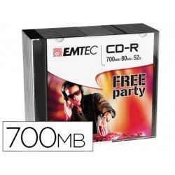 CD-R Emtec 700 MB 80 min