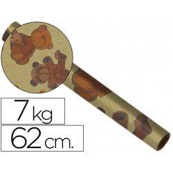 Bobina papel tipo kraft 62 cm 7 kg 4241