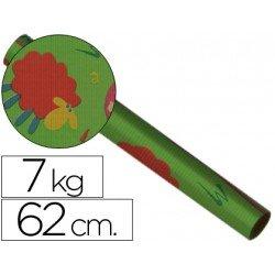 Bobina papel tipo kraft 62 cm 7 kg 4218
