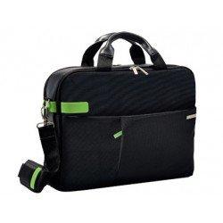 """Maletin para portatil 15,6"""" Esselte Smart Traveller color negro y verde"""