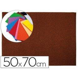 Goma Eva Liderpapel textura toalla color marron