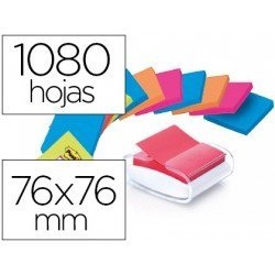 Dispensador Post-it ® PRO Z-Notes 76 x 76 color blanco