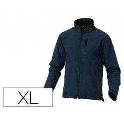 Chaqueta DeltaPlus de poliester-elastano talla XL
