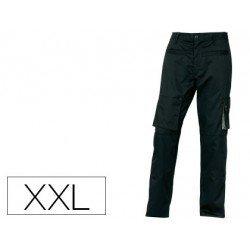 Pantalón de trabajo DeltaPlus con forro talla XXL