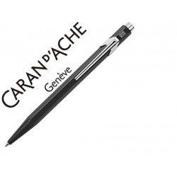 Boligrafo marca Caran d'ache 849 negro