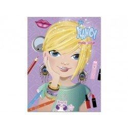 Cuaderno de Actividades Maquillaje Nancy