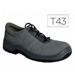 Zapatos de seguridad marca Faru talla 43