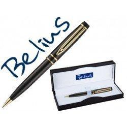 Boligrafo Belius Parma color negro lacado