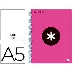 Bloc Liderpapel Din A5 Antartik liso color rosa