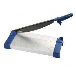 Cizalla de palanca Q-Connect A4 Azul