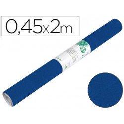 Papel autoadhesivo azul especial ante Liderpapel