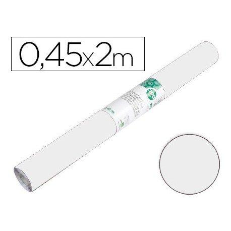 Papel autoadhesivo blanco brillo especial ante Liderpapel