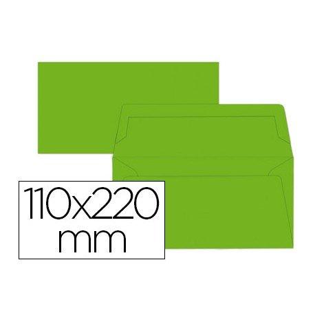 Sobre Americano marca Liderpapel 110x220 mm