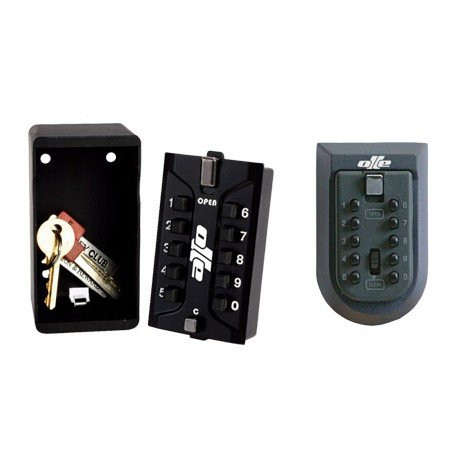 Caja seguridad marca Olle 1020 para llaves 2mm medidas 130x70x67mm