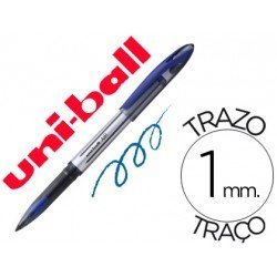 Bolígrafo Uni-ball roller 1 mm retráctil UB-188-L tinta azul