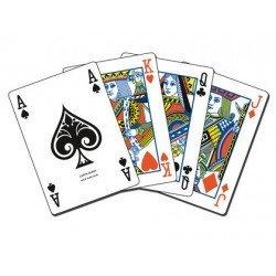 Baraja Poker ingles 55 Cartas marca Marigo