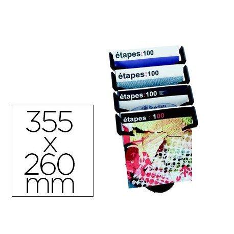 Expositor de sobremesa Paperflow Medidas 355x260x350MM
