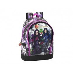 Mochila Escolar The Descendants Adaptable Carro 32x42x14 cm
