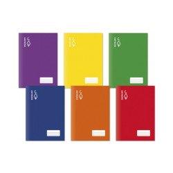 Libreta Escolofi grapada A4 50 hojas Cuadrícula Pautada morado 132070906 - bajo pedido -