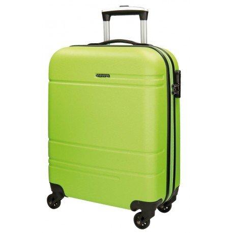 Maleta cabina Movom Matrix 40x55x20cm Color Verde