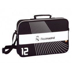 Bandolera Escolar Real Madrid 28x28x6 cm