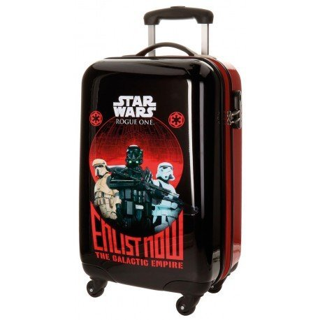 Maleta cabina Star Wars 34x55x20cm Rogue One