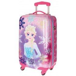 Maleta cabina Frozen Elsa 34x55x20cm