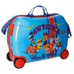 Maleta infantil Patrulla Canina 50x39x20 cm Here to Help