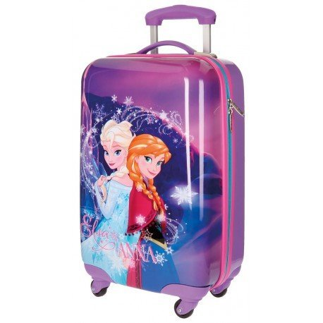 Maleta cabina Frozen 34x55x20cm Magic