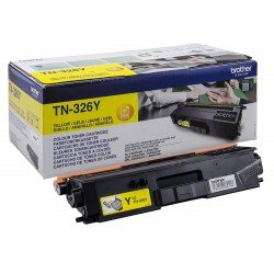 Toner Brother TN-326Y Color Amarillo