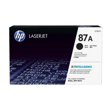 Toner HP LaserJet CF287A Color Negro CF287A