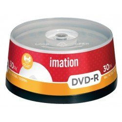 DVD 4,7GB 120min 16x Imation