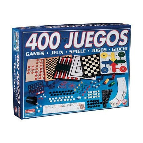 400 juegos reunidos Falomir Juegos