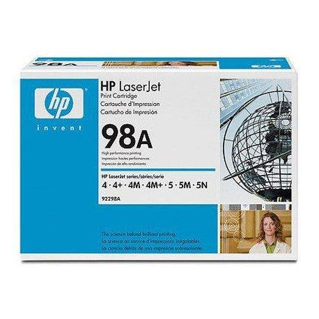 Toner HP 92298A 98A Negro