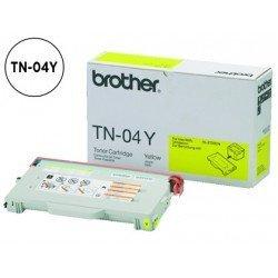 Tóner Brother TN-04Y Amarillo