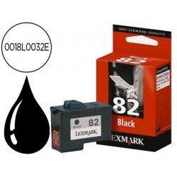 Cartucho Lexmark 0018L0032E Nº 82 Negro